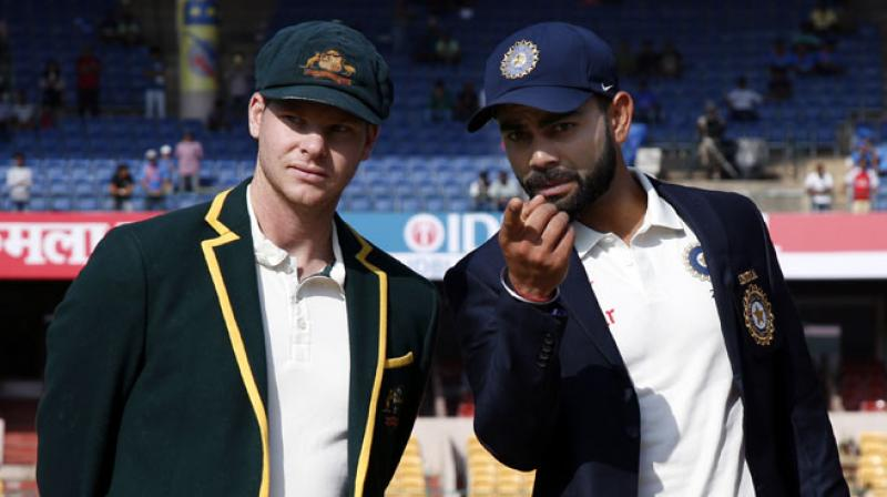 India-England Test in Chennai (December 2016), India vs Australia in Ranchi (March 2017) and last year's India-Sri Lanka Test in Galle were the games that were influenced by the bookmakers. (Photo: BCCI)