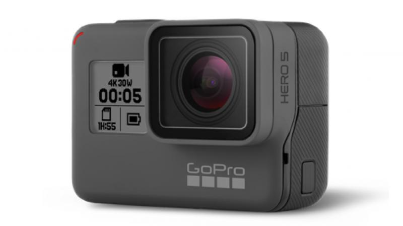 Making a QuikStory is as simple as pairing a HERO5 camera to the phone and launching the GoPro app. Then kick back as the app automatically copies user's most recent GoPro footage to their phone and creates a video.