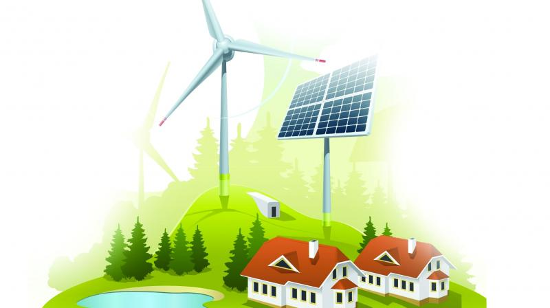 India has made a commitment to rapidly scale up its renewable energy targets by 2030.