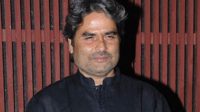 Vishal Bhardwaj.