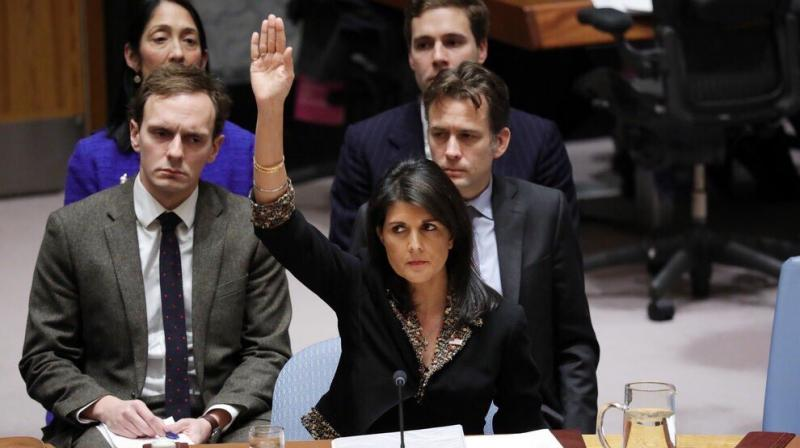 Yemen introduces United Nations resolution on Jerusalem