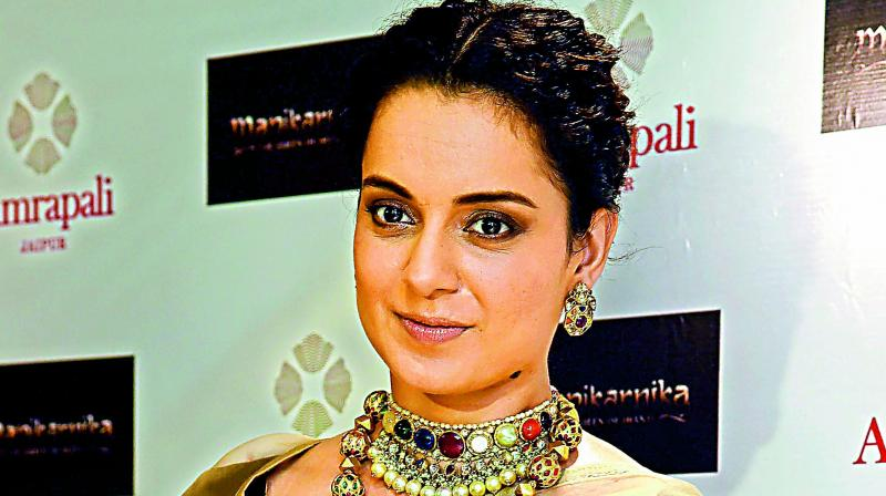 Irresponsible Kangana on Ranveer Alia's 'apolitical' comment