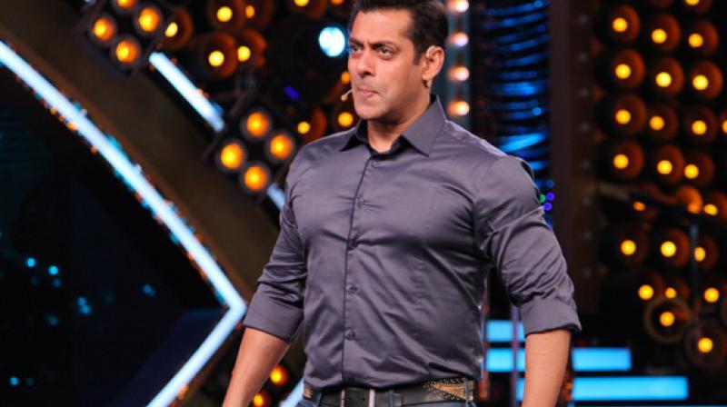 Salman Khan will next be seen in 'Tiger Zinda Hai.'