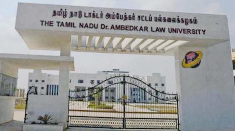 Tamil Nadu Dr Ambedkar law university