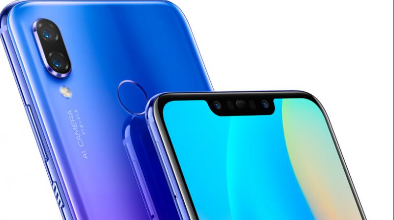 Huawei Nova 3: Hi, intelliphone!