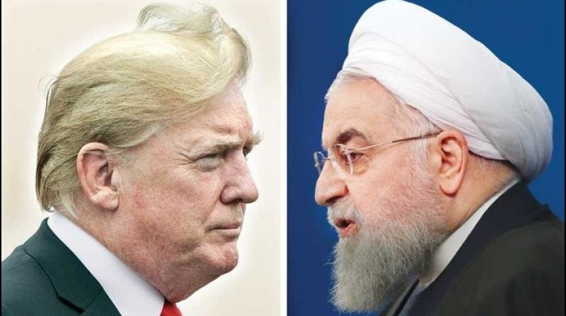 Trump has so far ordered stepped up sanctions against Iran and a relatively modest deployment of US troops to the Gulf, primarily focused on defensive missions like air and missile defense. (Photo: File)