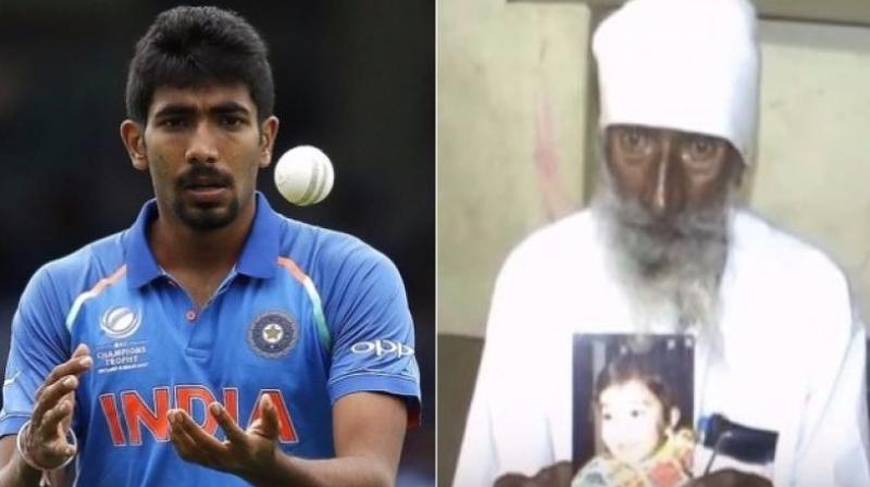 Jasprit Bumrah's missing grandfather's body found in river in Ahmedabad