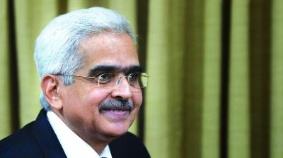 RBI Governor Shaktikanta Das hoped for the US-China truce on trade tariffs, announced over the weekend, would last as he pitched for coordinated efforts to push global growth like those after the 2008 financial crisis. (Photo: File)