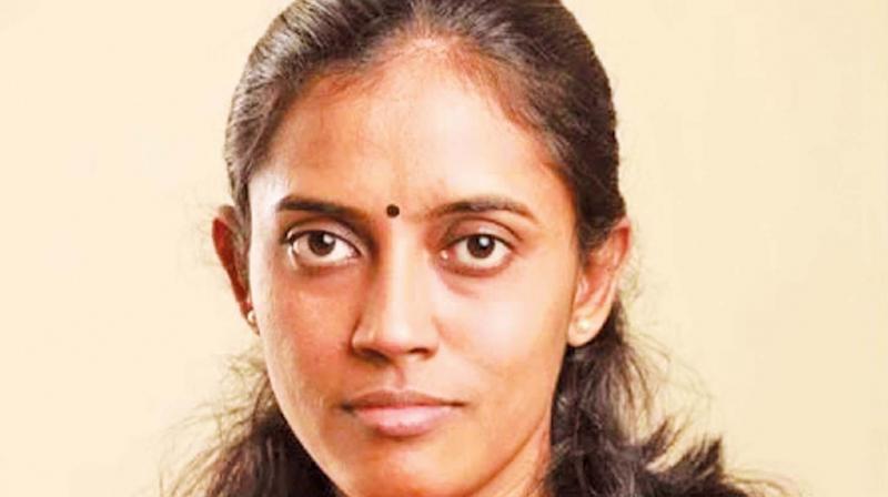 Ms Jothimani