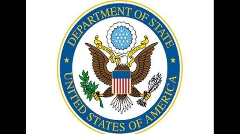 In Sri Lanka, the State Department official is expected to meet with government officials and think tank experts to 'discuss security, peacekeeping, clearance of landmines and unexploded ordnance, counterterrorism, and other areas of mutual interest.' (Photo: ANI)