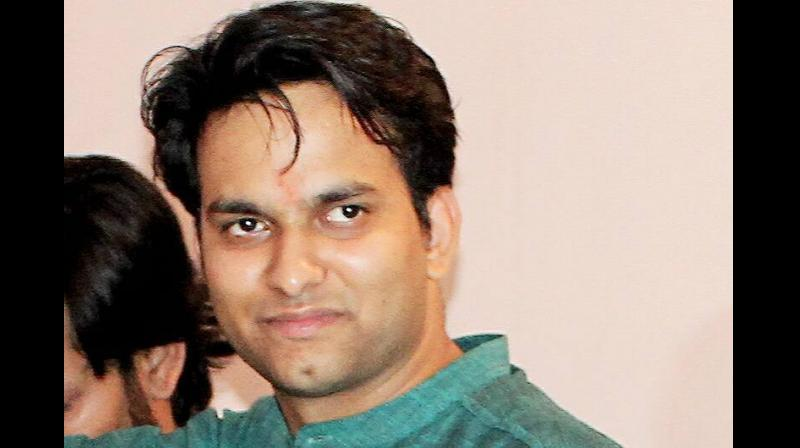 JNU PhD scholar Mukul Jain goes missing