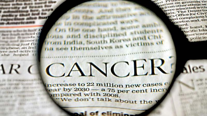 Cancer is a disease of uncontrolled cell growth, where abnormal or mutated cells divide and invade normal healthy tissue. (Photo: Pixabay)