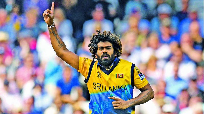 Stopping Sharma from a fifth gives Malinga another motivation to try and finish his World Cup career in style. (Photo: File)