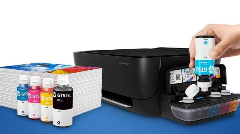 91b5ef310 The HP Ink Tank Wireless 419 is a compact all-in-one printer that