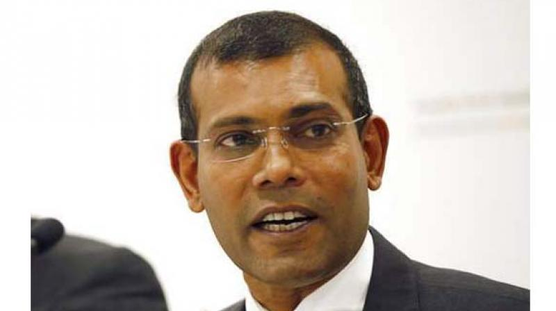 Mohamed Nasheed (Photo: AP)