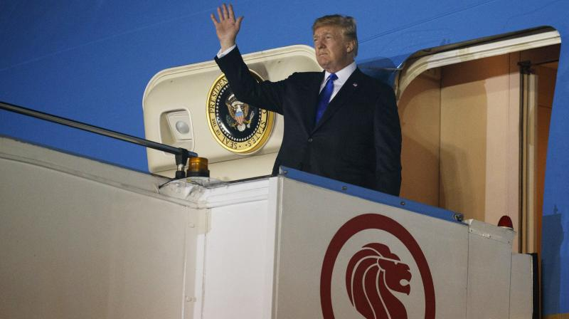 Trump thanks Singapore for hospitality and friendship, Latest Singapore News