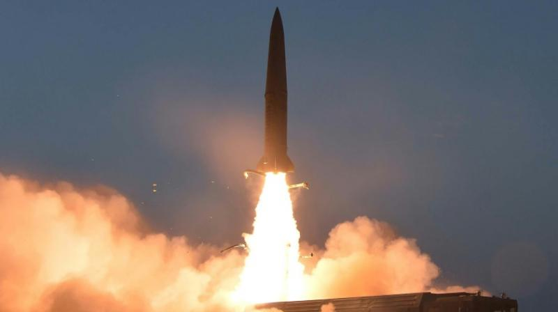 Pyongyang is under multiple sets of international sanctions over its nuclear weapon and ballistic missile programmes, which it says it needs to defend against a possible US invasion. (Representational Image)