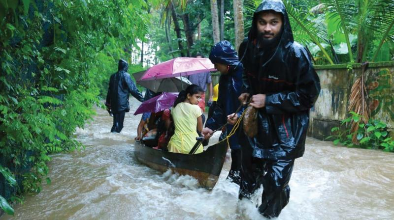 Puthenvelikara in North Paravoor in Ernakulum district was one of the worst-hit villages in the floods.