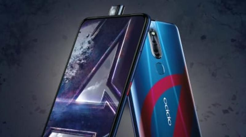 OPPO F11 Pro Marvel's Avengers Limited Edition Launched at Rs. 27990