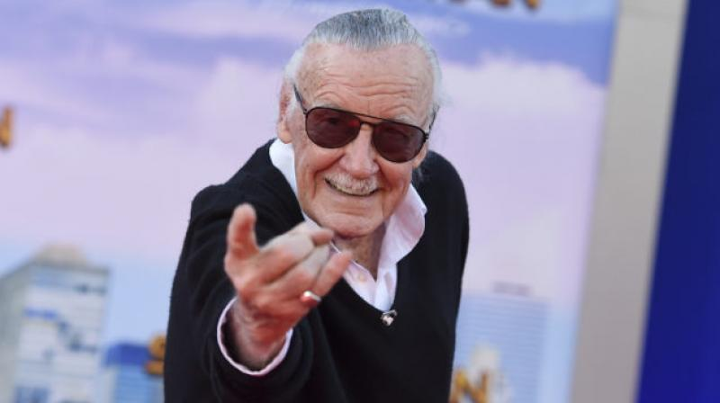 Marvel Comics creator Stan Lee accused of sex assault at 95