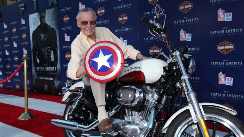 Marvel founder Stan Lee in troubled waters after sexual assault allegation