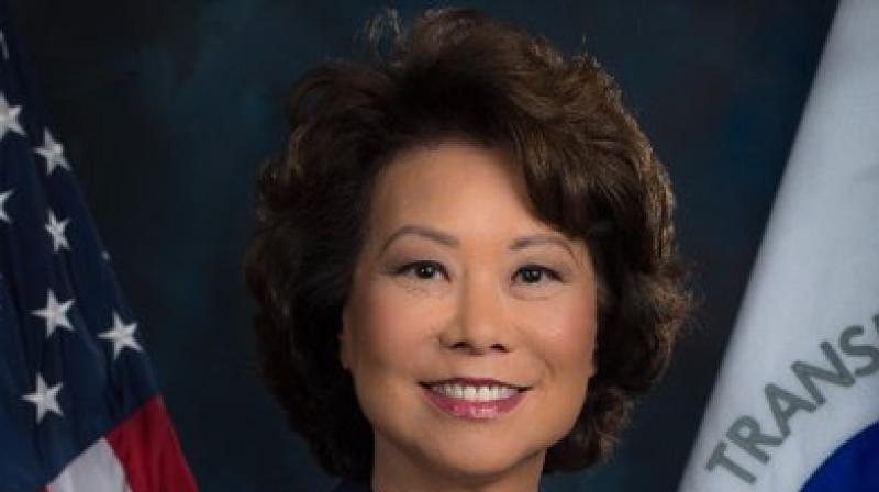 Elaine Chao is serving her second stint in a presidential cabinet. (Photo: Twitter/ @SecElaineChao)