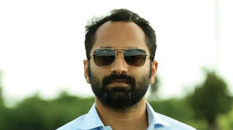 Fahadh Faasil was seen in three films this year.