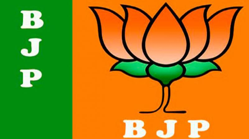 Addressing a press meet here, BJP state unit president Tapir Gao said some vested interests had fomented trouble in the state over a