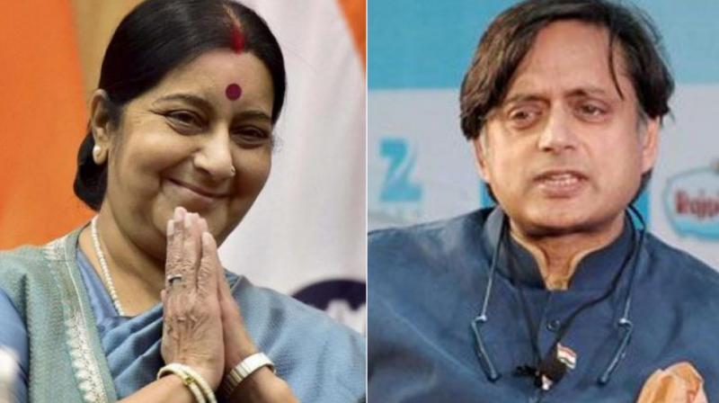 External Affairs Minister Sushma Swaraj said she is not retiring from politics. (Photo: PTI)