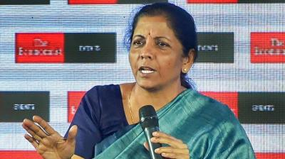 This will be the first overseas visit of Nirmala Sitharaman as finance minister. (Photo: File | PTI)