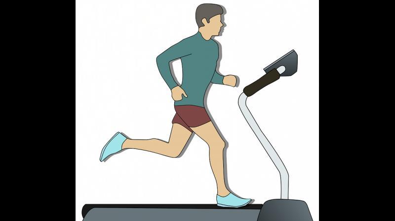 Aerobic exercise could help reduce depression symptoms. (Photo: Pixabay)