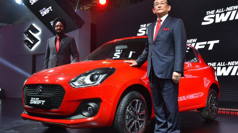 While the petrol variant will have a 1.2 litre engine, the diesel one is powered by a 1.3 litre engine.
