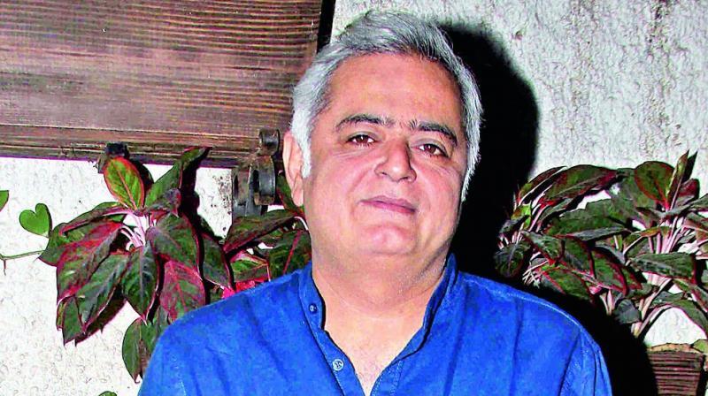 Filmmaker Hansal Mehta.