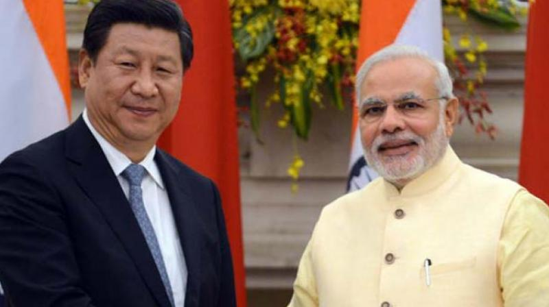Prime Minister Narendra Modi and Chinese President Xi Jinping. (Photo: AP)