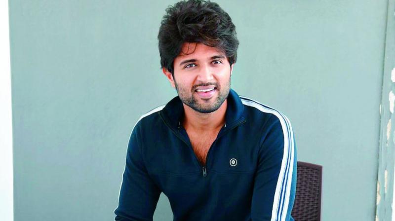 Vijay Deverakonda.