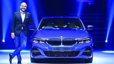 """""""The 3 Series is the heart and soul of BMW. As the ultimate sports sedan, for over four decades, it has been the flag bearer of sheer driving pleasure,"""" Sigh pointed out."""