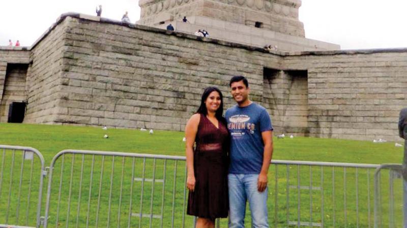 Anjali Rao and Prakash Rao.