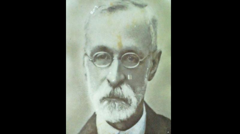Sir Frederic Nicholson, 'Father of the Cooperative Movement'