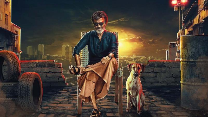 Rajinikanth starrer 'Kaala' is scheduled for a worldwide release on June 7. (Photo: File)