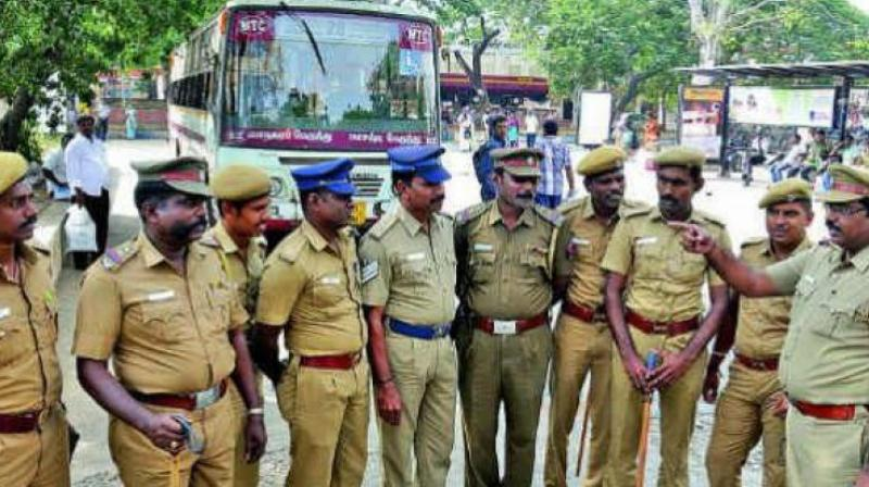 Such an exercise was carried out in Hyderabad when Director-General of Police M. Mahendar Reddy was the commissioner of police. Around 100 policemen were attached to the city police headquarters then. (Representational Image)
