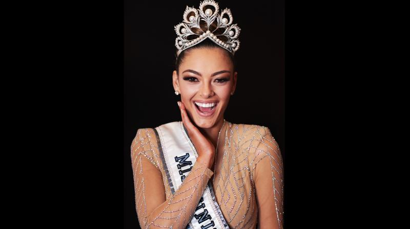 South Africa's Demi-Leigh Nel-Peters was crowned Miss Universe 2017 beating 91 others in winning the coveted title in its 66th edition.