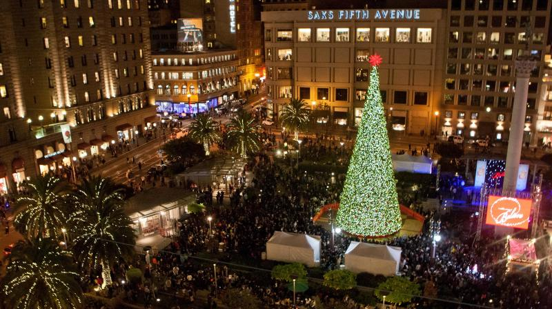 Here are 7 fun holiday ideas that break with tradition in San Francisco.