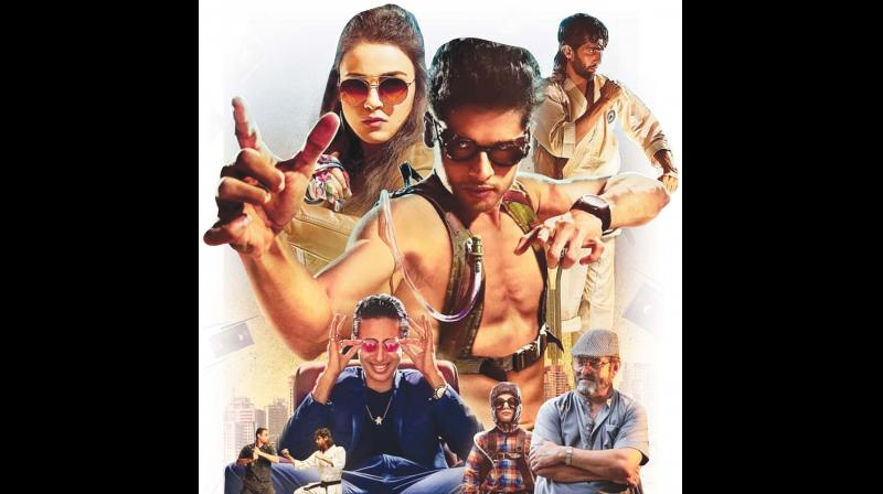 Writer-director Vasan Bala's Mard Ko Dard Nahin Hota (The Man Who Feels No Pain) is a joyous, fun, hugely entertaining and sharp film born out of deep love and heartache for a genre that disappeared from our lives all to soon — the kung fu-karate, martial arts films.