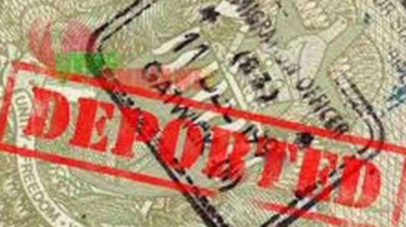 Based on the advice of Delhi office, the officials arranged for Matar's deportation on the same flight he had flown to Chennai, sources said. (Representational image)