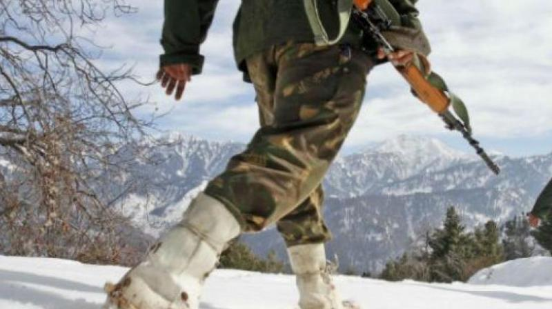 Machil sector: Three soldiers killed in avalanche