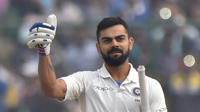 While some have criticised Kohli for missing out on the historic Afghanistan Test, others have welcomed Kohli's decision to play County cricket ahead of a long series against England starting in July. (Photo: PTI)