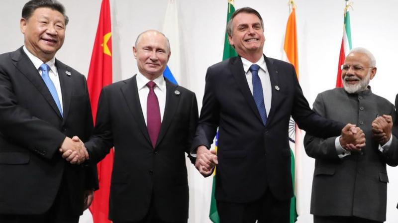 The three countries, in a joint communique of the 16th Meeting of the Foreign Ministers of Russia, India and China, strongly condemned terrorism in all its forms and manifestations. (Photo: AFP)