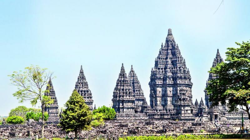 Prambanan in Indonesia. Photographed by Mrskyce, (Photo credit: Flickr)