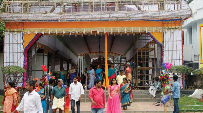 Attukal temple has got the food safety registration for distributing prasadams for the devotees.