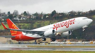 Shares of SpiceJet on Wednesday declined nearly 2 per cent to close at Rs 114.95 apiece on the BSE. (Photo: PTI/Representational)